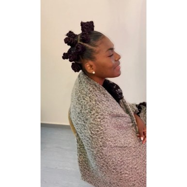 BANTU KNOTS HAIR STYLES FOR WOMEN AND KIDS 2021 (14)