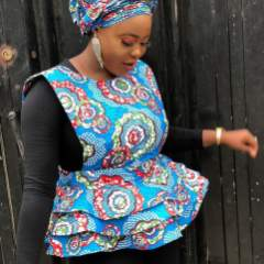 Wrapper and Blouse Styles (5)