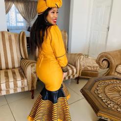 Xhosa traditional Attire (3)