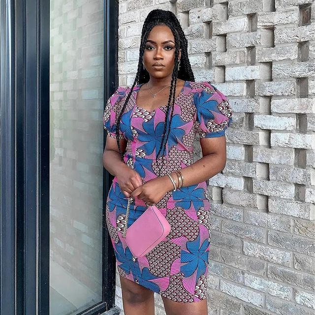 Stunning Ankara Styles For your Family Fashion Trend 2021 (1)