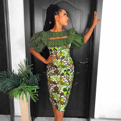 Stunning Ankara Styles For your Family Fashion Trend 2021 (2)