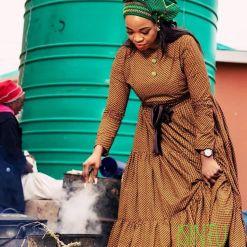 beautiful shweshwe dresses 2021 (4)