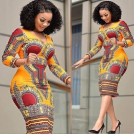 traditional African dresses designs 2021 (5)