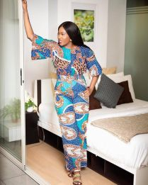 traditional African dresses designs 2021 (8)