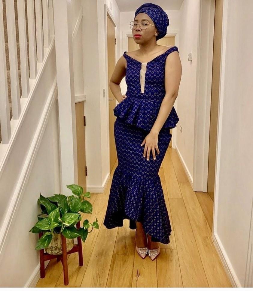 shweshwe traditional attire 2021 (6)