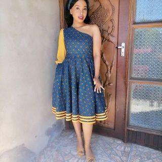 shweshwe traditional attire 2021 (7)