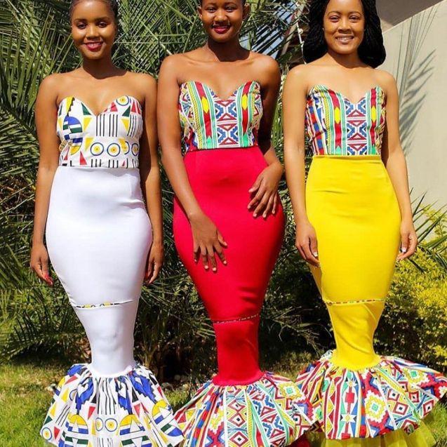 traditional wedding attire for bride 2021 (16)