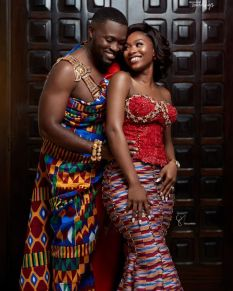 LATEST 10 AFRICAN WEDDING FASHION DRESSES OUTSTANDING (2)