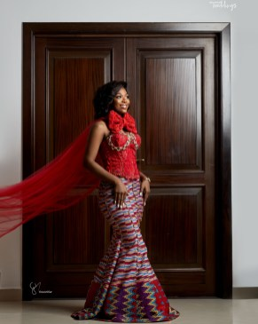 LATEST 10 AFRICAN WEDDING FASHION DRESSES OUTSTANDING (7)