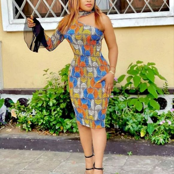 Awesome African Ankara Styles 2021 (16)