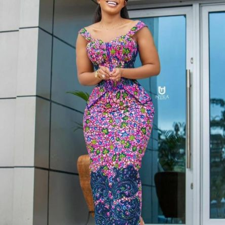 Awesome African Ankara Styles 2021 (8)