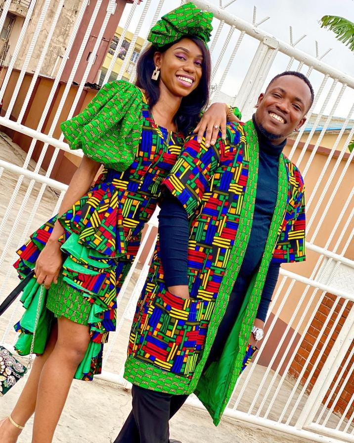 Awesome African Ankara Styles 2021 (9)
