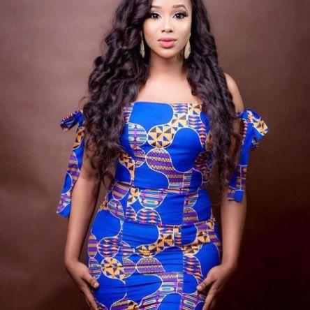 Best Kente Styles for African Women 2021 (12)