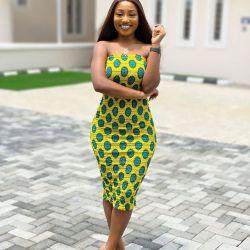Stylish African Ankara Fashion Dresses 2021 (10)