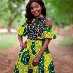 Stylish African Ankara Fashion Dresses 2021 (11)
