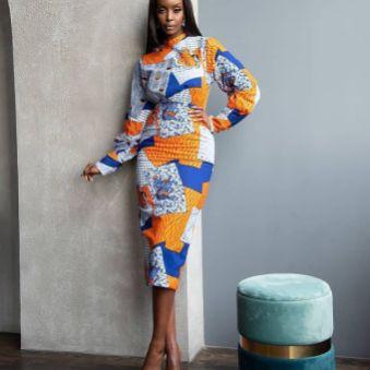 Stylish African Ankara Fashion Dresses 2021 (4)