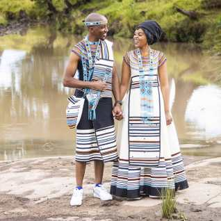 Wonderful Xhosa Traditional Attires for African Women (1)