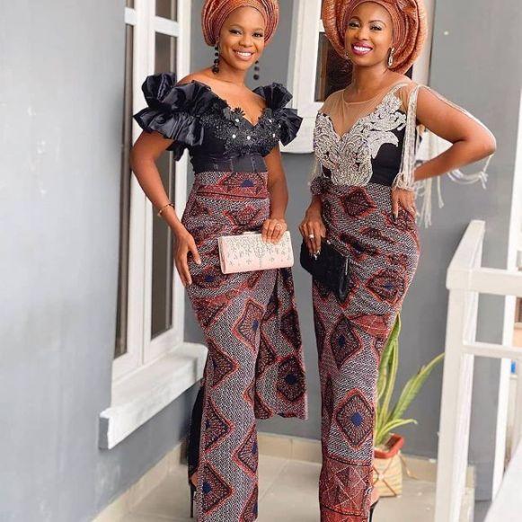 Latest Ankara Dresses For Wedding 2021 (6)