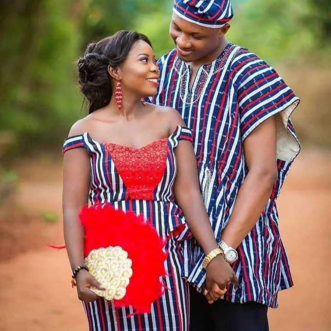 Awesome Traditional Kente Styles for Weddings 2021 (1)