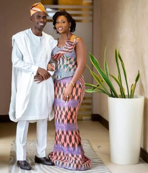 Awesome Traditional Kente Styles for Weddings 2021 (3)