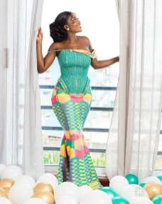 Awesome Traditional Kente Styles for Weddings 2021 (9)