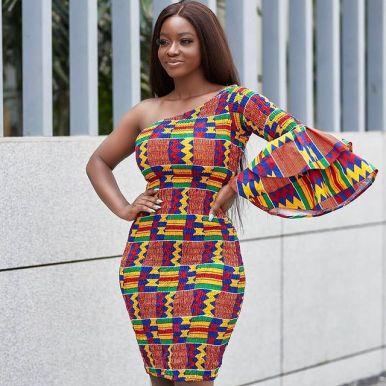 Best Ankara Gowns 2021 For Ladies (7)