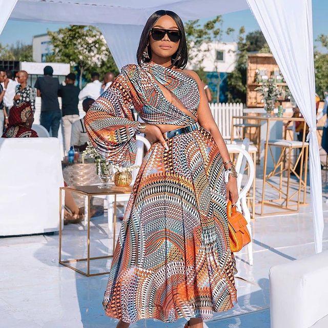 Best Ankara Gowns 2021 For Ladies (9)