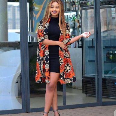 Kitenge Fashion 2021 For African Ladies - Kitenge Fashion (1)