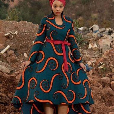 Kitenge Fashion 2021 For African Ladies - Kitenge Fashion (10)