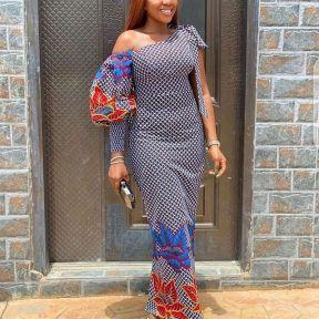 Kitenge Fashion 2021 For African Ladies - Kitenge Fashion (4)