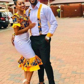Kitenge Fashion 2021 For African Ladies - Kitenge Fashion (5)