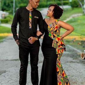Kitenge Fashion 2021 For African Ladies - Kitenge Fashion (6)
