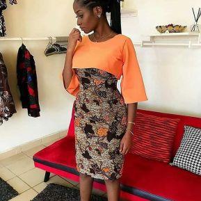 Kitenge Fashion 2021 For African Ladies - Kitenge Fashion (7)