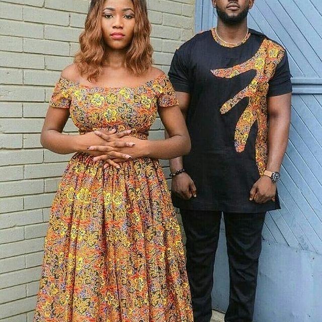 Kitenge Fashion 2021 For African Ladies - Kitenge Fashion (8)