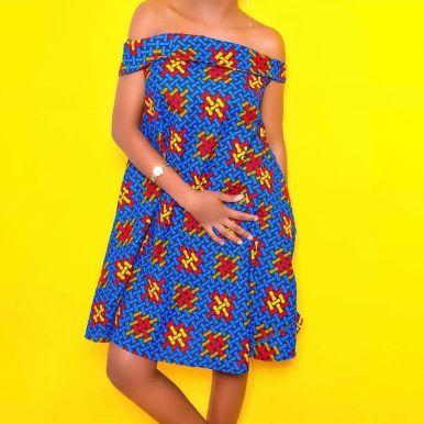 Kitenge Fashion 2021 For African Ladies - Kitenge Fashion (9)
