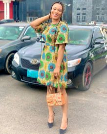 Latest Ankara Gowns 2021 For Ladies (1)