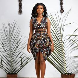 Latest Ankara Gowns 2021 For Ladies (12)