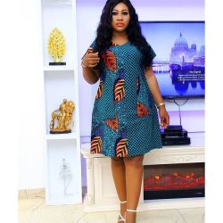 Latest Ankara Styles 2021 For African Ladies (11)