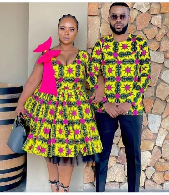 Latest Ankara Styles 2021 For African Ladies (8)