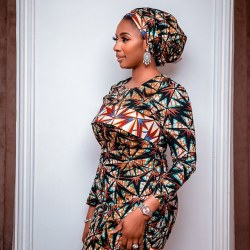 Latest Ankara Styles 2021 For African Ladies (9)