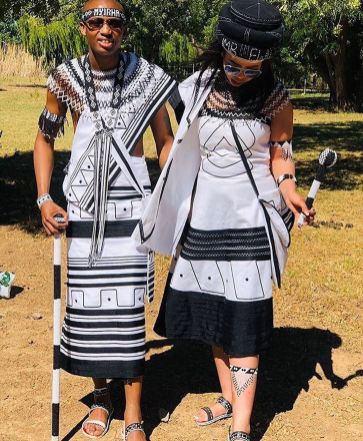 South African Traditional Dresses Designs 2021 For Women (11)