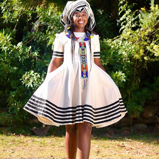 Stunning Xhosa Traditional Attires For African Ladies (5)