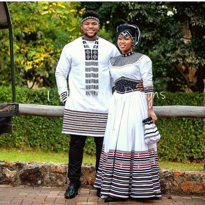 Stunning Xhosa Traditional Attires For African Ladies (7)