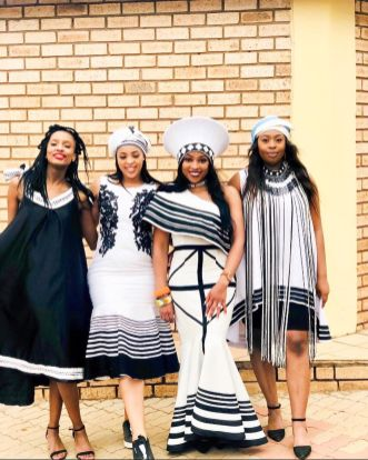Stunning Xhosa Traditional Attires For African Ladies (8)