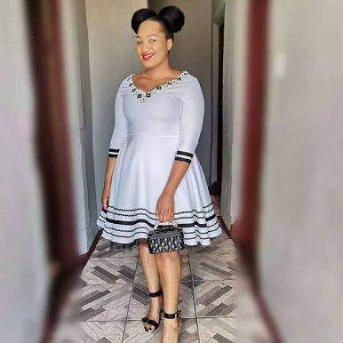 Stunning Xhosa Traditional Attires for African Women (6)