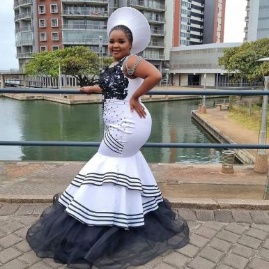 Stunning Xhosa Traditional Attires for African Women (9)