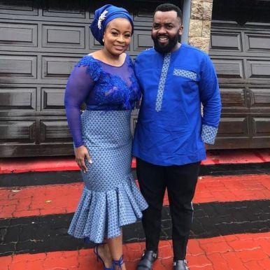 Traditional Shweshwe Dresses 2021 for Wedding (4)