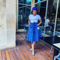 UNIQUE SHWESHWE TRADITIONAL DRESSES AFRICAN 2021 (10)