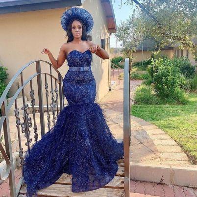 beautiful shweshwe dresses designs 2021 (12)