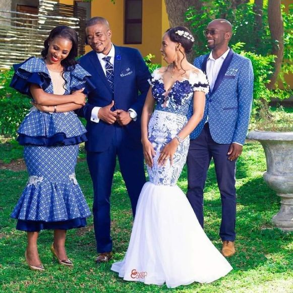 beautiful shweshwe dresses designs 2021 (6)